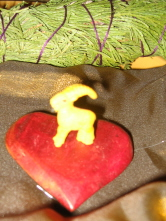 Capricorn heart weblog